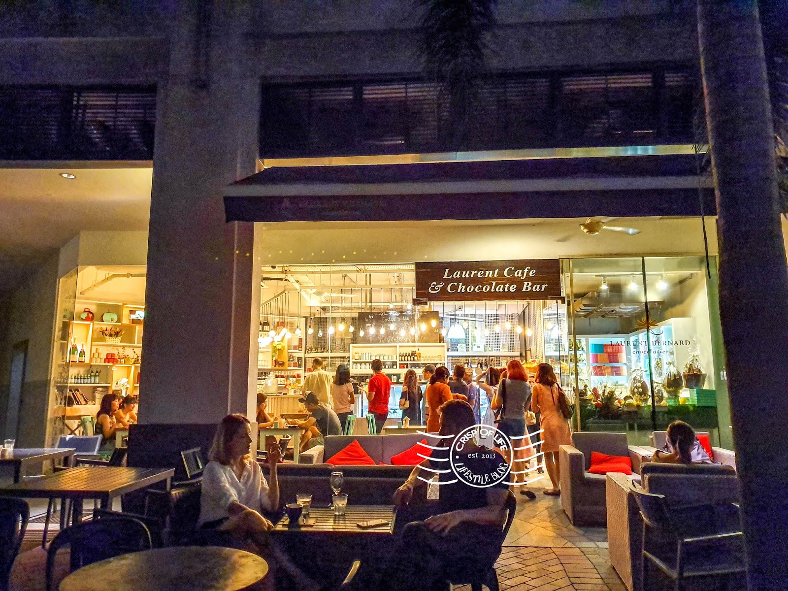 Laurent Cafe & Chocolate Bar @ Robertson Walk, Singapore