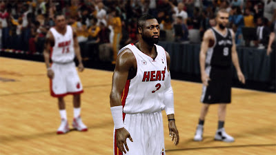 NBA 2K13 Dwayne Wade Download 2K Patch