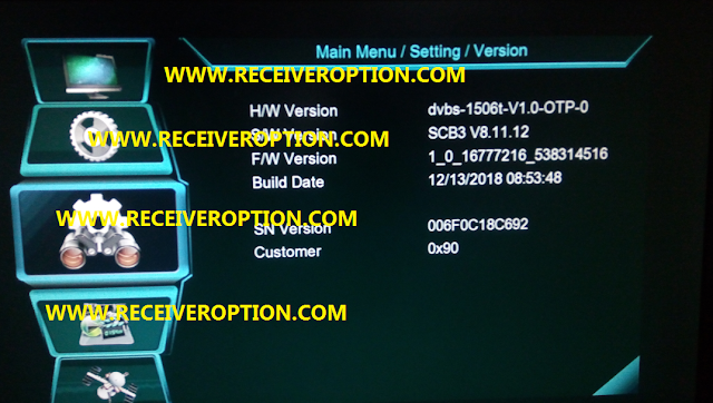 ECHOLINK 860D+ HD RECEIVER AUTO ROLL POWERVU KEY NEW SOFTWARE