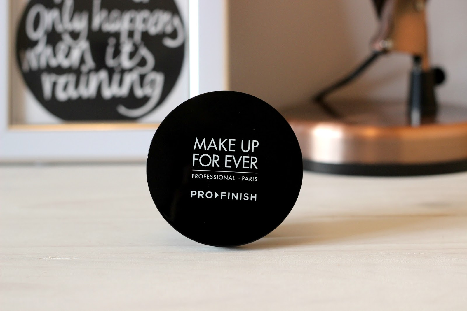 MUFE PRO FINISH Multi Use Powder Foundation