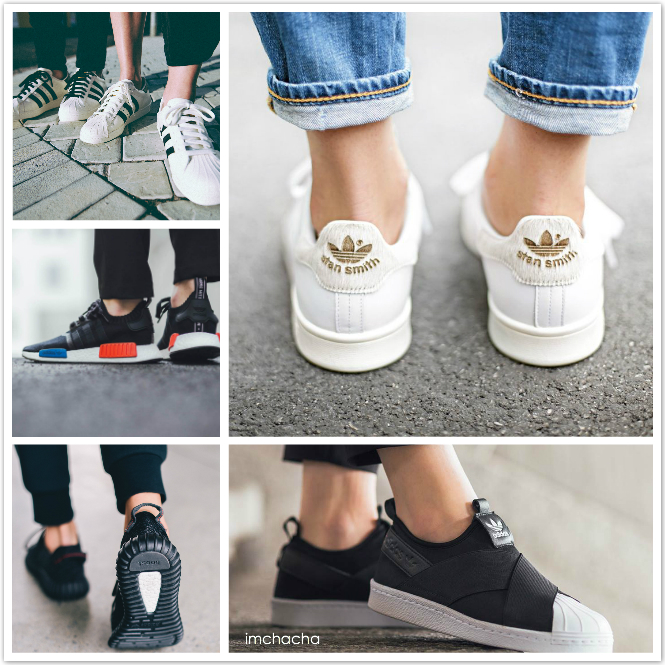 Charlene s Must-Have  5 Adidas Sneakers to match your  OOTD. Sneakers are  the badass shoes that killed the heels ... 9996eabfb