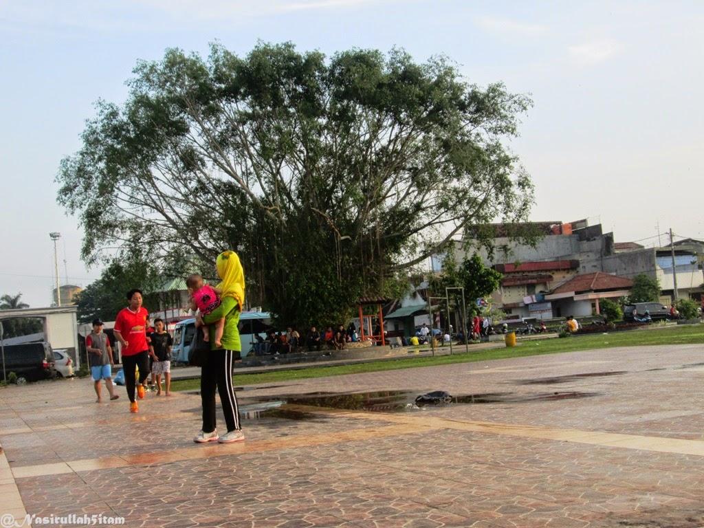 Alun-alun Kota Demak, Jawa Tengah