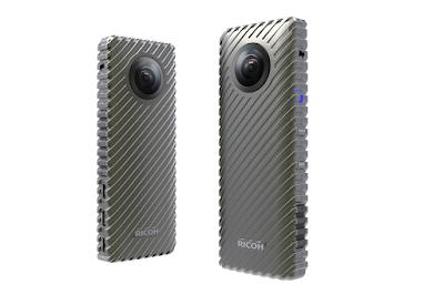 ريكو تُعلن عن أول كاميرا في العالم تقدم 24 ساعة بث مباشر لفيديوهات 360 درجة