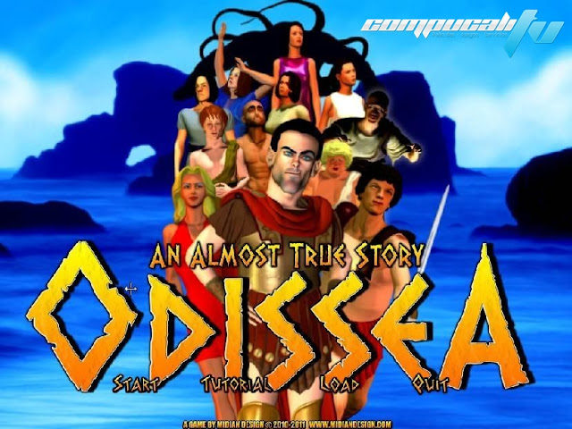 Odissea  An Almost True Story PC Full