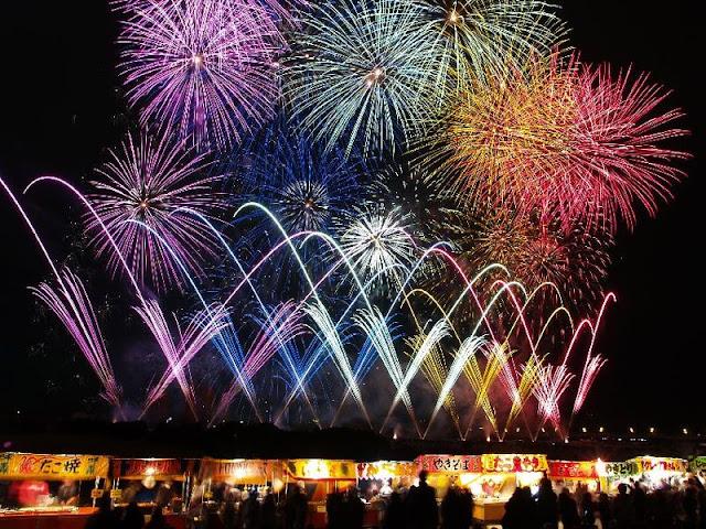 Nagano EBISKO - Fireworks Festival, Nagano | November 23