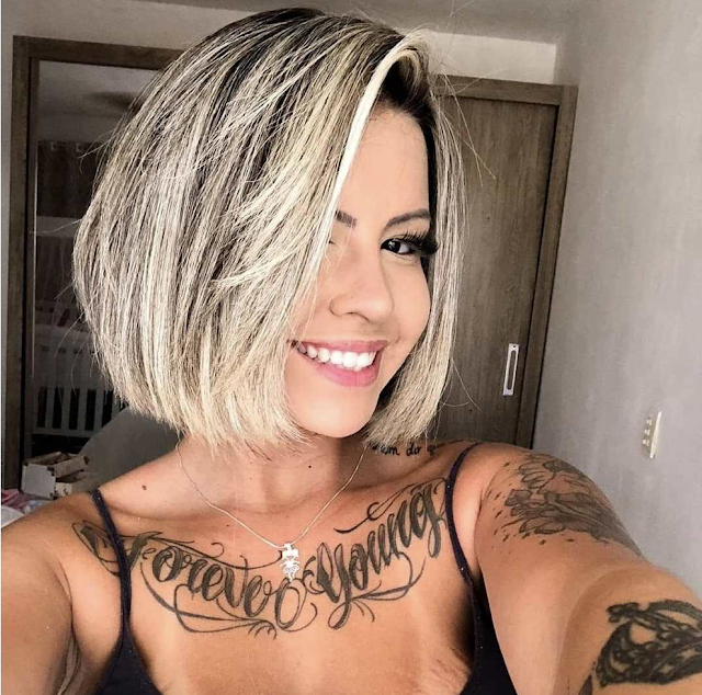 female haircut 2019