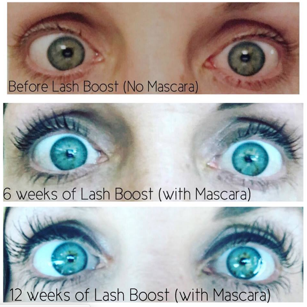 f370c94e456 If you want longer, darker & fuller looking lashes, this is the deal for  you! Here are my personal lash boost results: