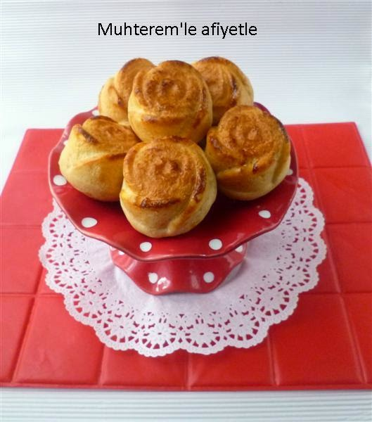 Rose Pastry Mold