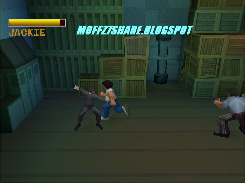 Jackie chan ps1 exe