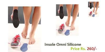 Insole Omni Silicone
