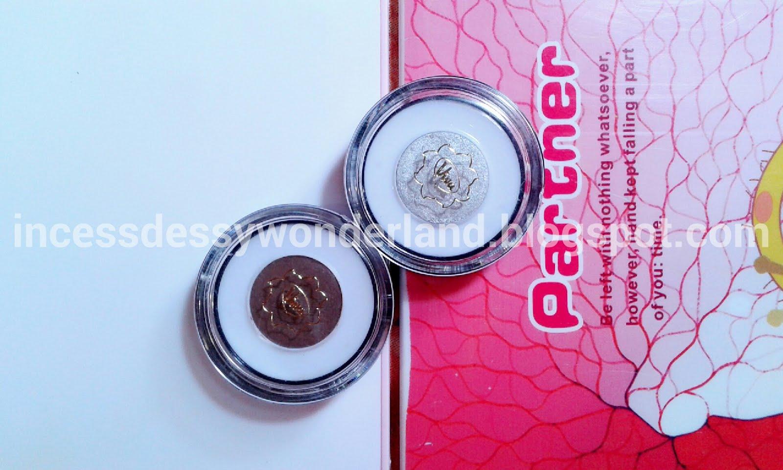 Dessy Journal REVIEW Viva Eye Shadow Cream Coklat Amp Silver