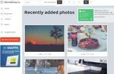 StockSnap.io: colección de imágenes de dominio público bajo licencia Creative Commons (CC0)