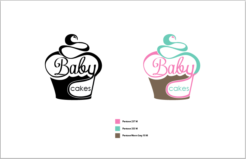 Cakes Logo Joy Studio Design Gallery Best Design