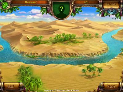 波斯發源地(Cradle of Persia),豐富又好玩的消除遊戲!