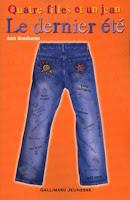 Quatre filles et un jean, le dernier été - Ann Brashares