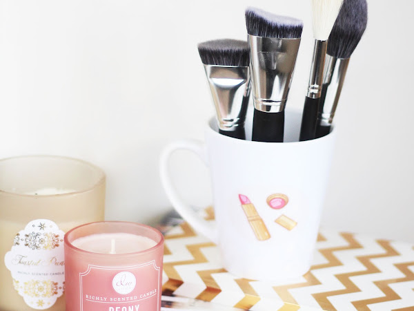How I Contour & Highlight with Crown Brushes