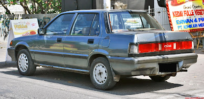 Spesifikasi Mesin Sedan SB4