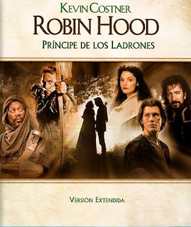 1991 Robin Hood Prince of thieves  Príncipe de los ladrones Alan Rickman