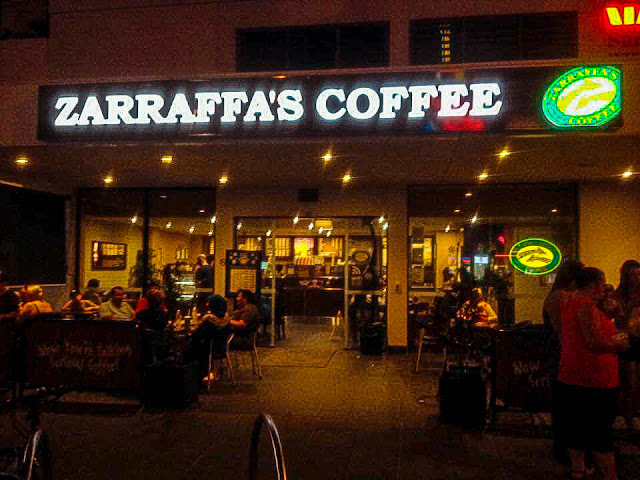 Zarraffa's Coffee @ Surfers Paradise, Gold Coast, Queensland, Australia 黃金海岸 澳洲澳大利亞 昆士蘭