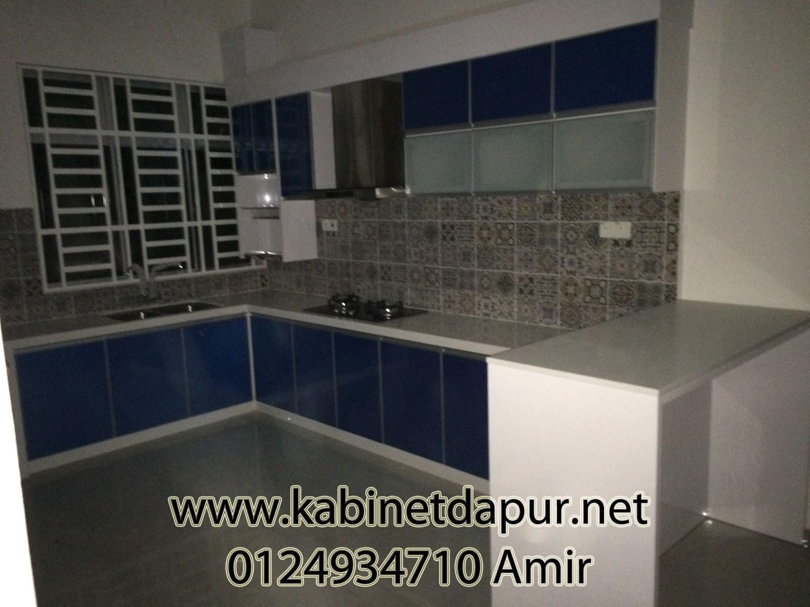 Projek Kabinet Dapur Di Taman Sri Tanjung Alor Setar
