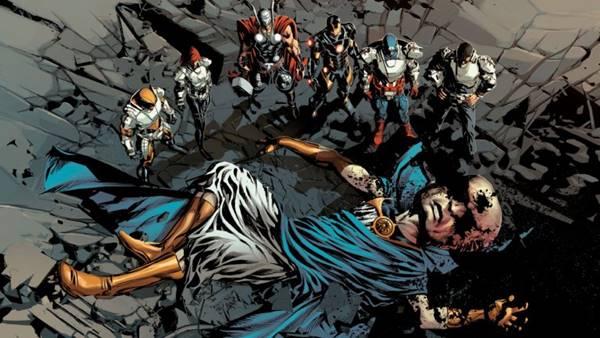 Ringkasan cerita komik Original Sin dari Marvel Comics!