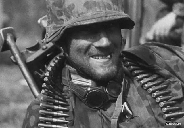 A soldier of the 4th SS Polizei Panzergrenadier Division, 19 August 1941 worldwartwo.filminspector.com