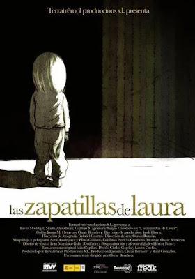 """Cortometraje """"Les sabatilles de Laura""""  Fantasía España 2009"""
