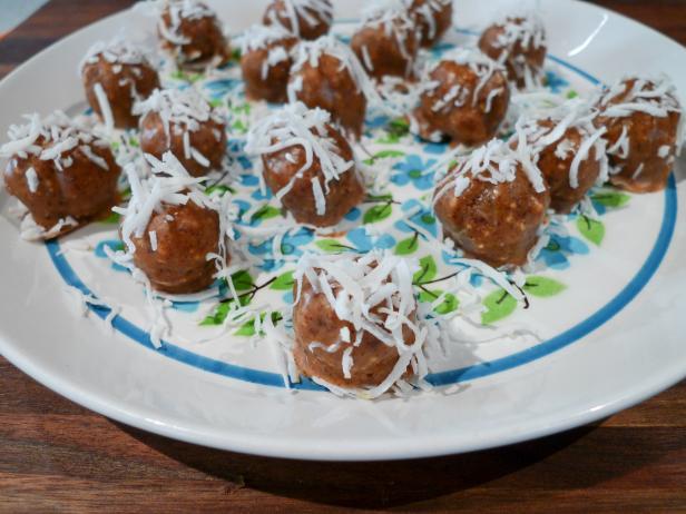 Date-Almond Butter Truffles