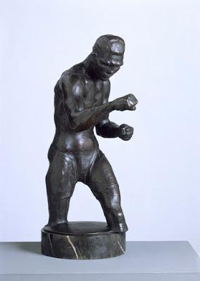 Le Boxeur Max Schmeling par Rudolf Belling