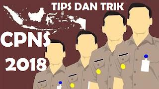 tips trik cpns online 2018