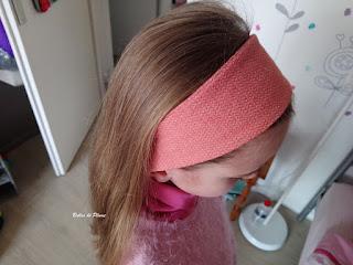 DIY Bandeau enfant (Couture)