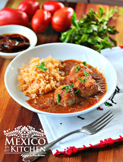 Chipotle Meatballs Mexican