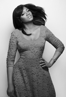 Elle magazine features Omotola as one of 50 women shaping Africa