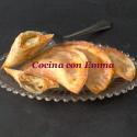 Empanadillas de roquefort al horno