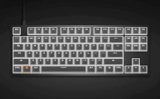 Harga YueMi Keyboard Xiaomi