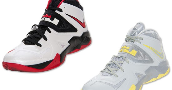 5fe33abeab91 ajordanxi Your  1 Source For Sneaker Release Dates  Nike Zoom Soldier VII  Two Colorways Now Available
