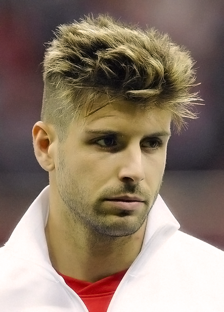 Hairstyle Advice Miguel Veloso Hairstyle