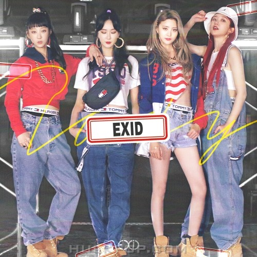 EXID – LADY – Single (ITUNES PLUS AAC M4A)