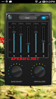 Download Equalizer & Bass Booster Pro Apk Terbaru
