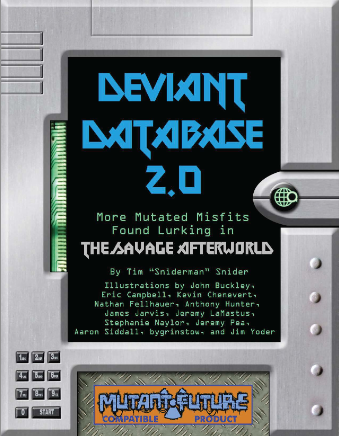 http://rpg.drivethrustuff.com/product/132236/Deviant-Database-20