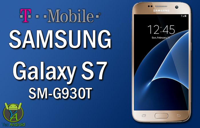 Download G930TUVU4BQB1 | Galaxy S7 (T-Mobile) SM-G930T
