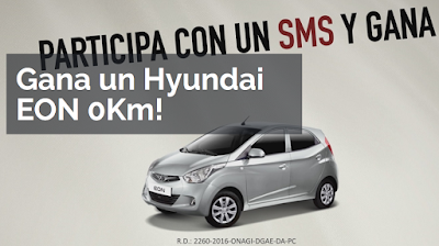 [Sorteo] Participa y gana un Hyundai EON 0KM y muchos premios más - Hyundai es Garra