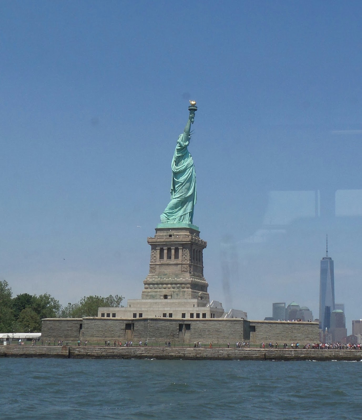 My Journey The Statue Of Liberty