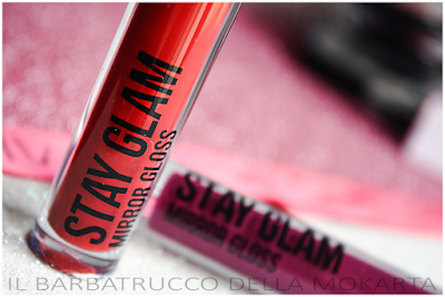 Rosso n 03 stayglam mirros gloss -  DIVAGE  - StayGlam Collection Spring/Summer 2016