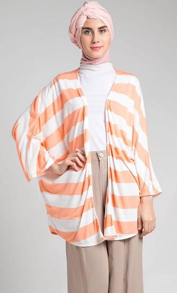Model Baju Hamil Muslim Kaftan Modern