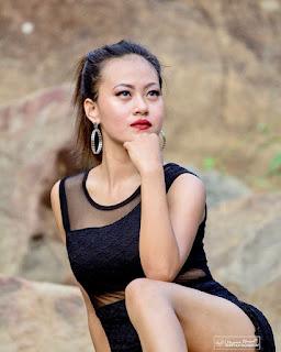 Mizo Sexy Model