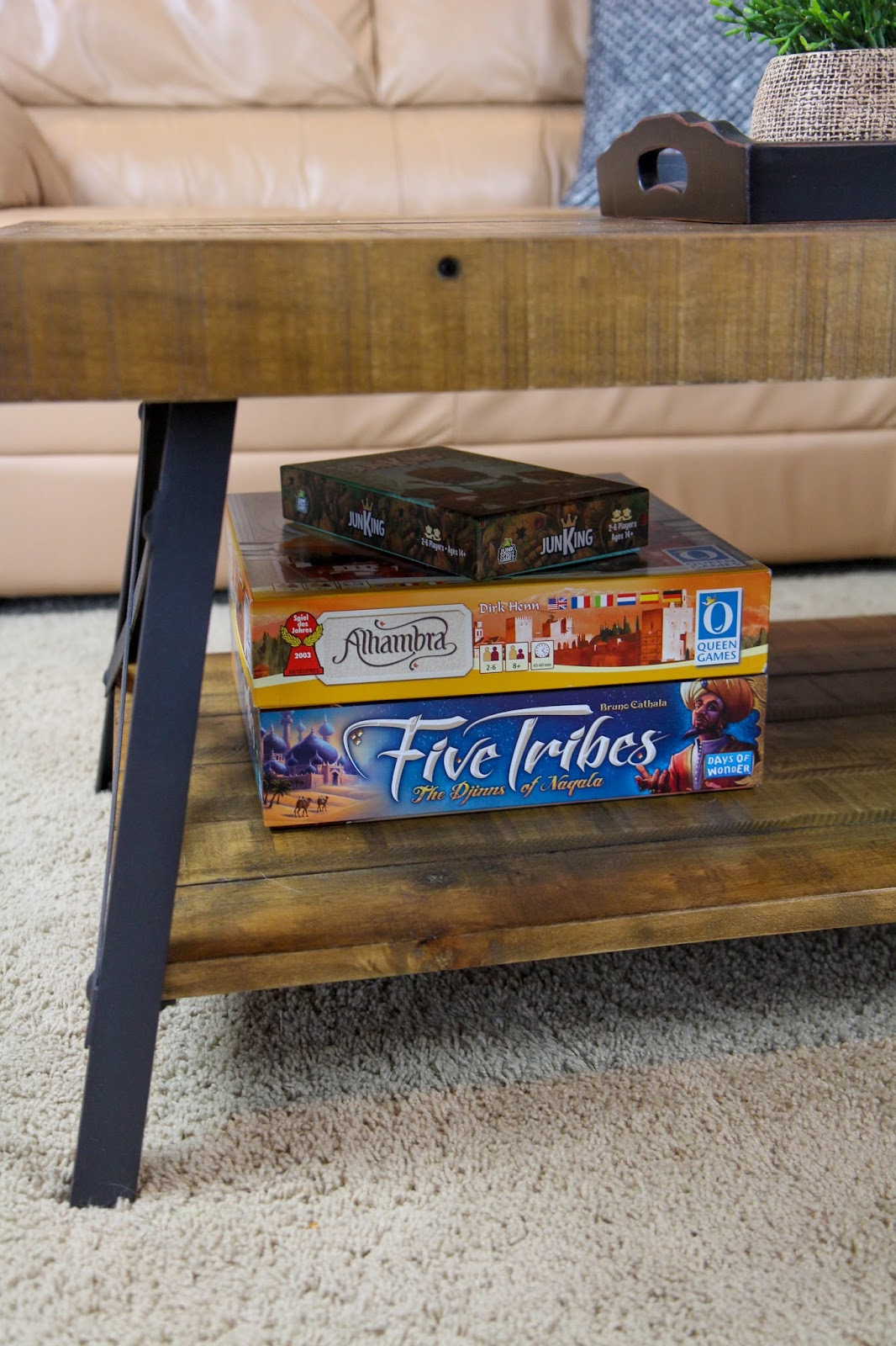 Styling a coffee table on a budget microscope beauty for Coffee table on a budget