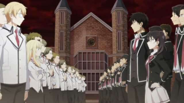 Review Anime Kishuku Gakkou No Juliet