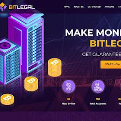 BitLegal Limited: обзор и отзывы о bitlegal.biz (HYIP СКАМ)