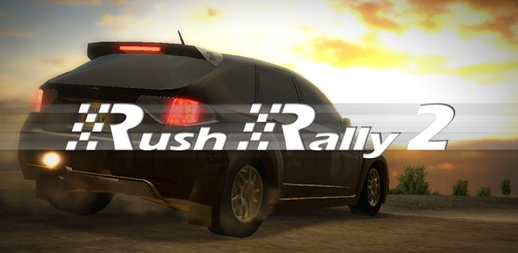 Rush Rally 2 Android FULL APK İndir - androidliyim.com